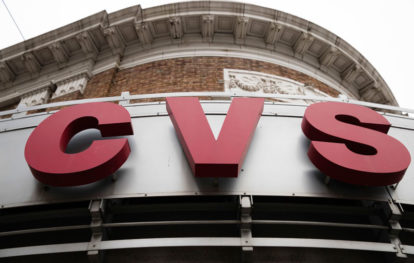 CVS paid itself far more than some major competitors