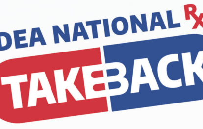 Mutual Drug Stores Participating in National Drug Take Back Day on April 27