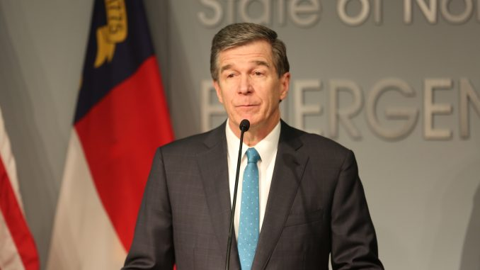 Governor Roy Cooper Speaks with Mutual Drug and Other Pharmacists About Challenges with COVID-19